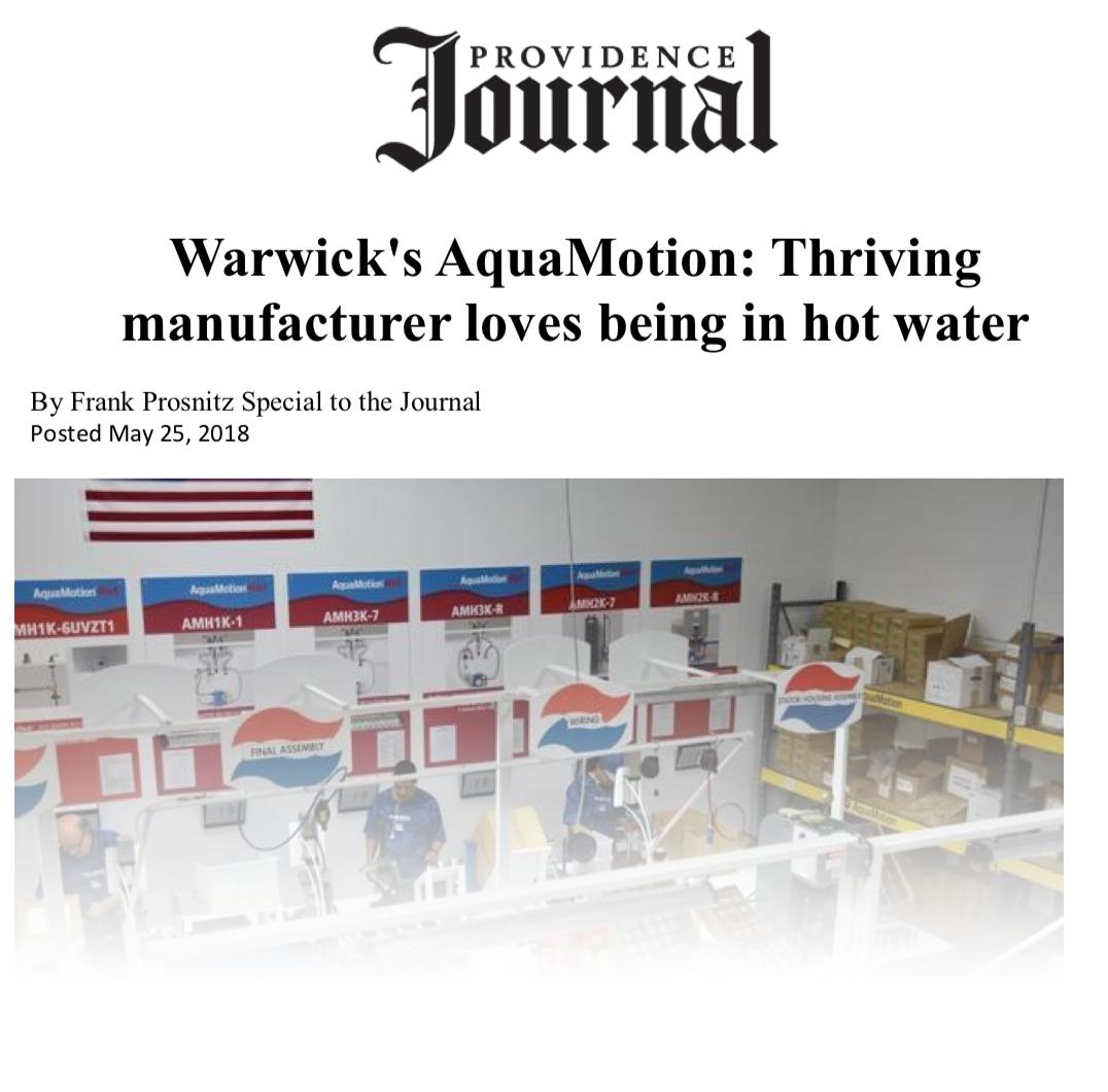 AquaMotionHVAC com » AquaMotion News